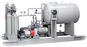 THREE-PLUNGER (TRIPLEX) PUMPS